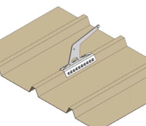 ancrage pour s curiser le risque de chute en toiture. Black Bedroom Furniture Sets. Home Design Ideas